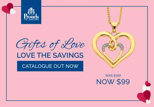 Gifts of Love at Prouds