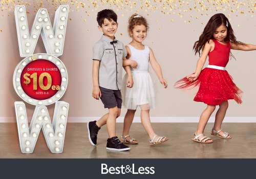 Sparkle and shine with Best&Less