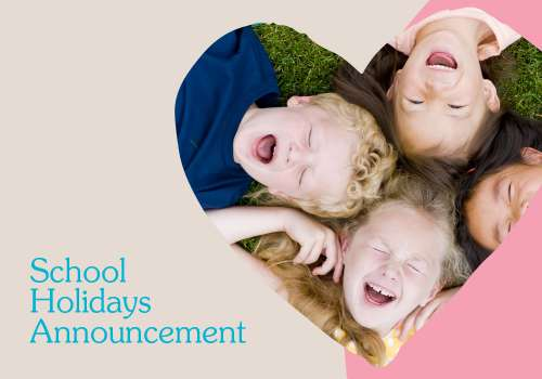 School Holiday Announcement